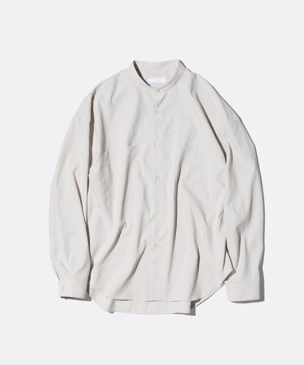バンドカラーBigシャツ