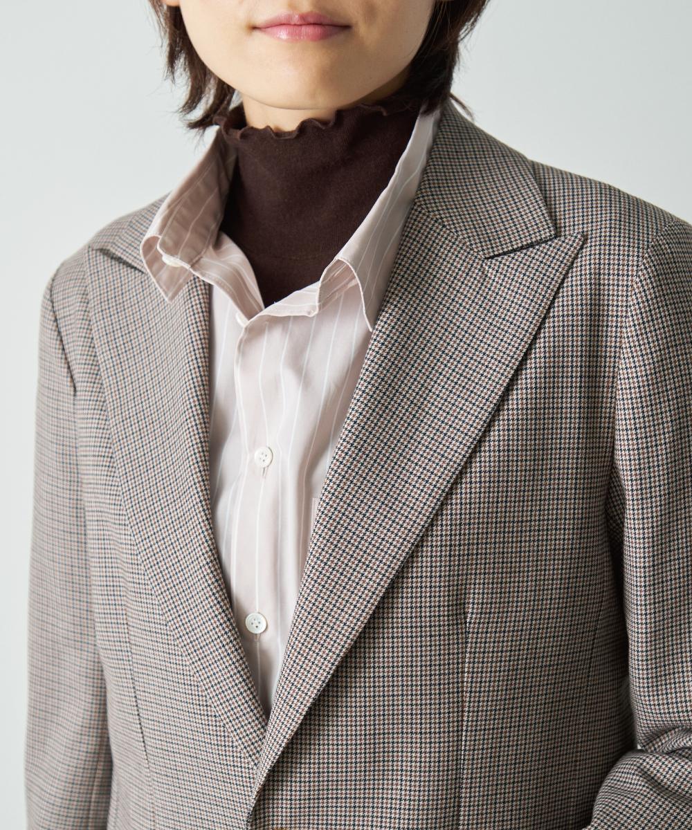 セミピークシングルジャケット