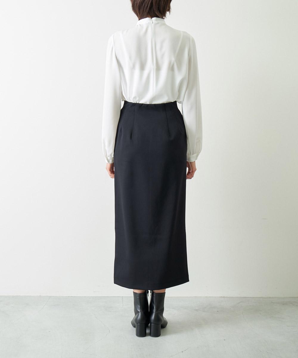 スリムフィットスリットタイトスカート